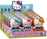 Hello-Kitty-in-bloemenbakje-pluche-13-cm