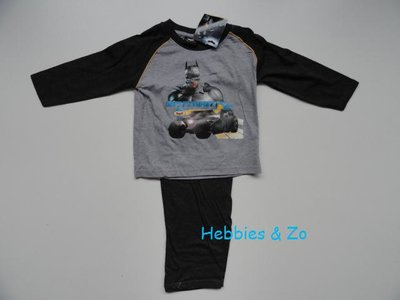 Batman kinderpyjama mt 108