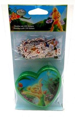 Disney Fairies Tinkerbell stickerbox