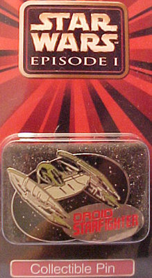 Star Wars pins Star Fighter