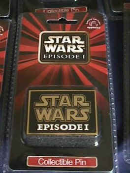 Star Wars pins Star Wars Episode I