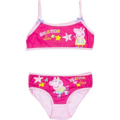 Peppa Pig ondergoedsetje roze, div. maten !