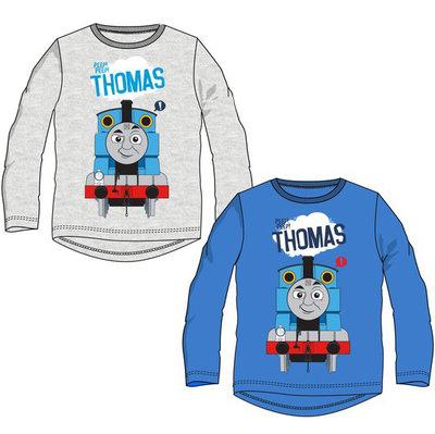 Thomas de Trein longsleeve, blauw