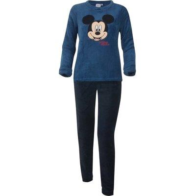 Disney pyjama voor volwassenen Mickey Mouse, donkerblauw