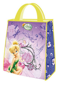 Kindertasje Disney Fairies Tinkerbell / mini-shopper