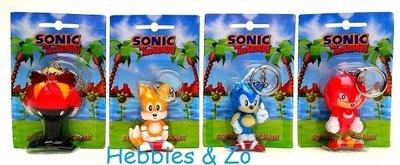 """Sonic sleutelhanger 'Sonic"""""""