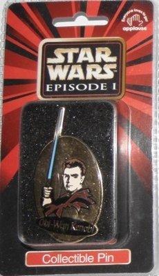 Star Wars pins Obi-Wan Kenobi