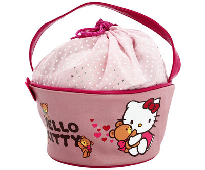 Hello Kitty handtasje rond