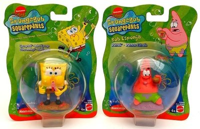 Spongebob speelfiguur