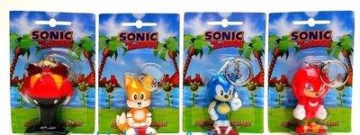Sonic sleutelhanger Tails