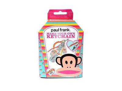 Paul Frank sleutelhanger maken