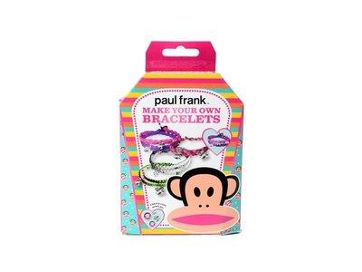 Paul Frank armbandjes maken