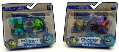 Monster Inc figuurtjes