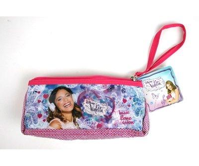Etui Disney Violetta 21 x 10 cm.
