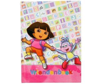 Dora vriendenboekje alfabet