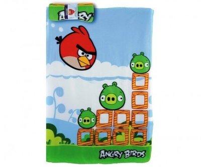 Angry Birds fleecedeken