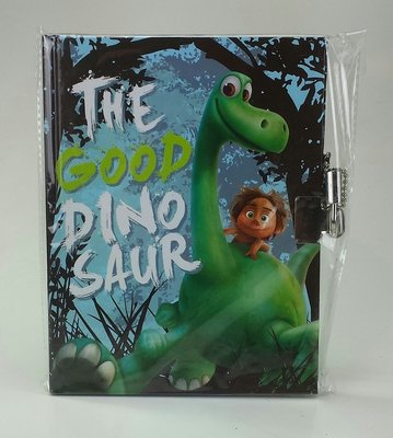 The Good Dinosaur dagboekje