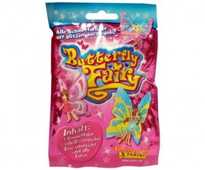Butterfly Fairies in giftbag