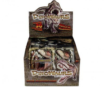Giftbag Dinowaurs Survival