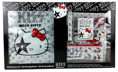Hello Kitty Stationaryset met rugtasje