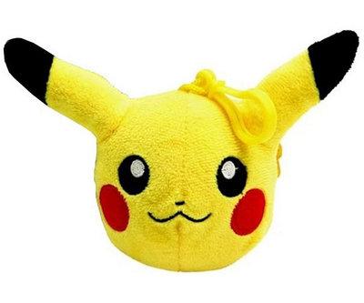 Pokemon Pikachu portemonnee pluche