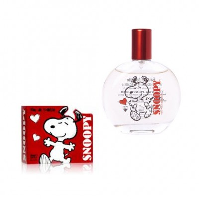 Snoopy eau de toilette 50 ml.