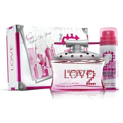 "Sex in the city eau de toilette "" Love """