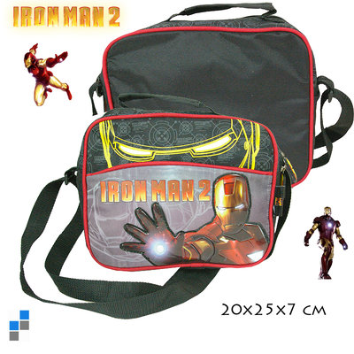 Iron man lunchtas