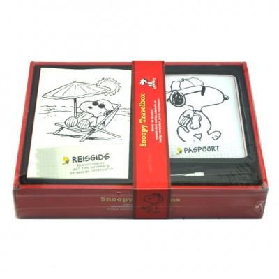 Snoopy travelbox / reisbox