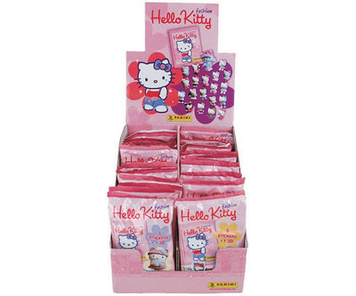 Hello Kitty giftbag, 1 stuks