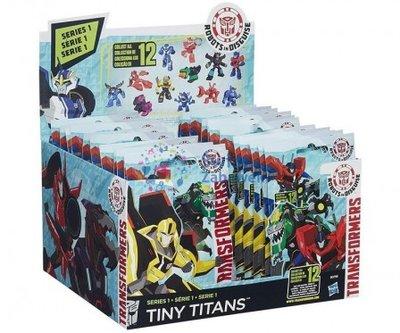 Transformers Tiny Titans Giftbag