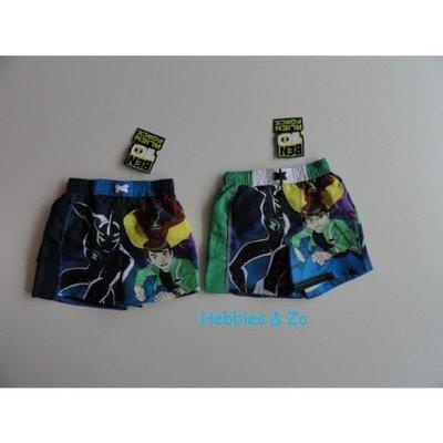 Ben10 zwemshort groen / blauw maat 94
