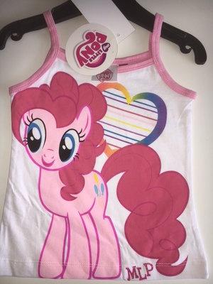 My Little Pony meisjes zomer topje wit