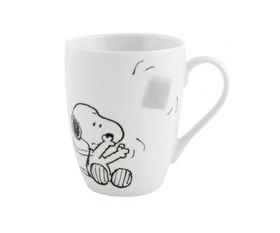 Snoopy mok met opdruk ; You are sweet like sugar