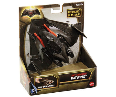 Batman's Batwing