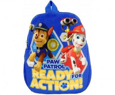 Paw Patrol pluche kinder rugzak