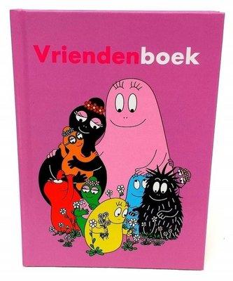 Barbapapa vriendenboekje ( licht beschadigd)