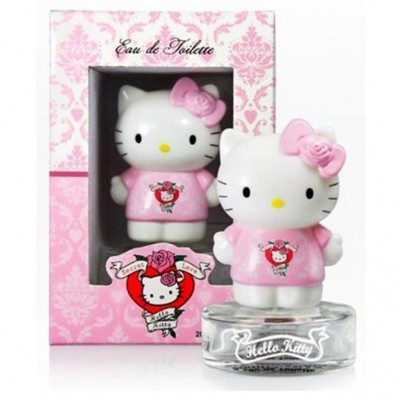 "Hello Kitty "" secret love "" eau de toilette spray"