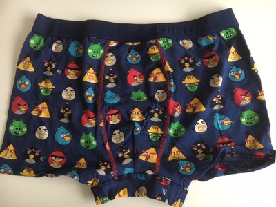 DICE underwear heren hipster Angry Birds maat L of XXL