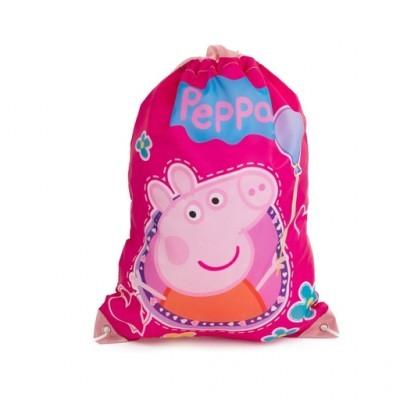 Peppa Pig gym- zwem- sport - rugtas