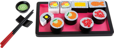 Sushi set ( hout )