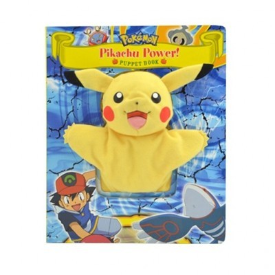 Pokemon Pikachu Power book !