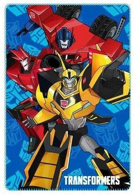 Transformers Fleecedeken met coole print !