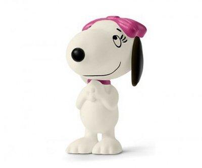 Snoopy sleutelhanger Belle