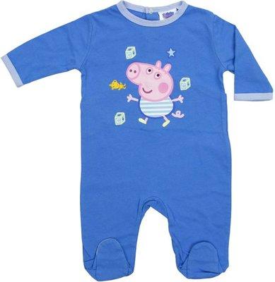 Peppa Pig / big baby-pakje donkerblauw, div. maten