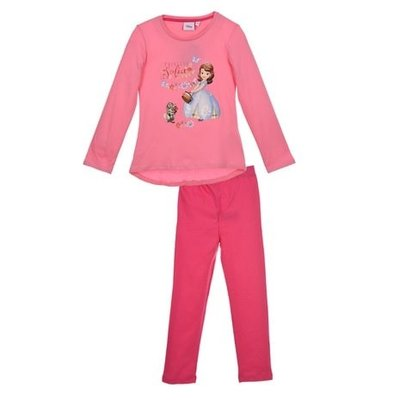 Sofia the First kinderpyjama, roze, div. maten !
