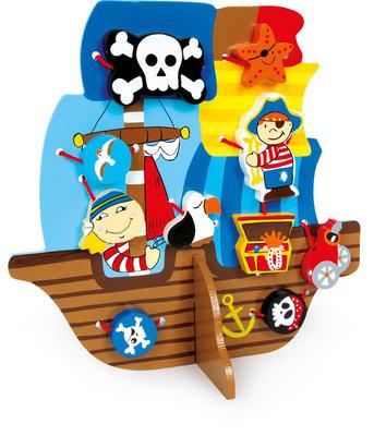 Houten Piratenschip Small Foot