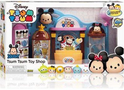 Disney Tsum Tsum playset shop