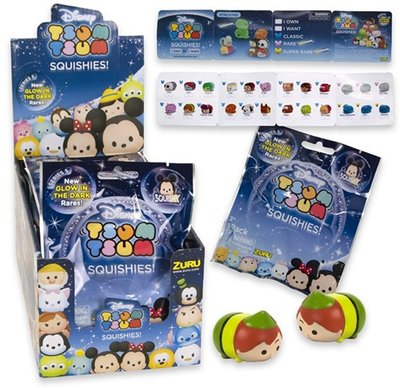 Disney's Tsum Tsum blindbag squishies
