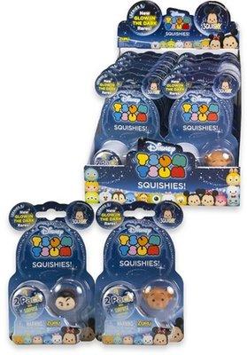 Tsum Tsum Disney squishies 2-pack